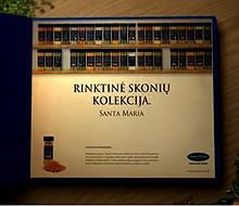 Santamaria rinktinė prieskonių kolekcija