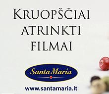 Santa Maria – Kruopščiai atrinkti filmai